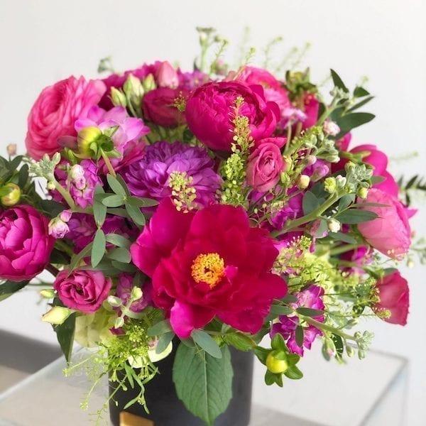 bouquet aura design