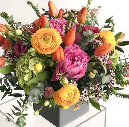 juno floral arrangement